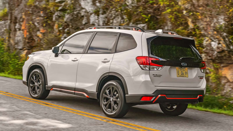 2019 Subaru Forester Specs Details Safety Ratings And More Autoblog