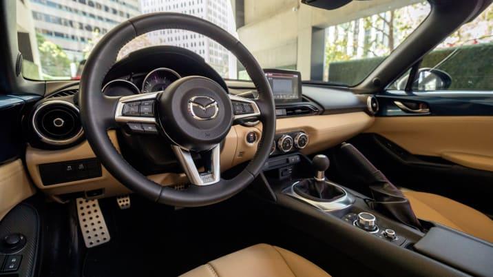 2019 Mazda MX-5 Miata first drive review | Autoblog