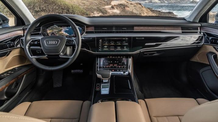 2019 Audi A8 L