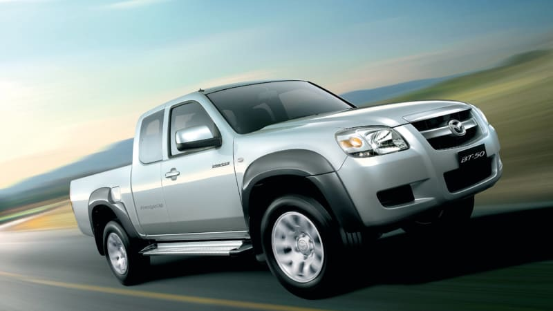 History of the Ford Ranger pickup | Autoblog