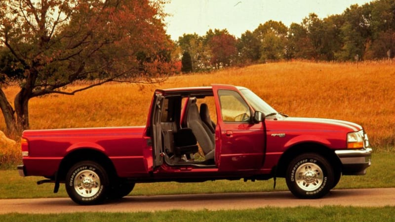 A Decade Later Despite Some Minor Cosmetic Tweaks Along The Way It Was Basically Same Old Truck