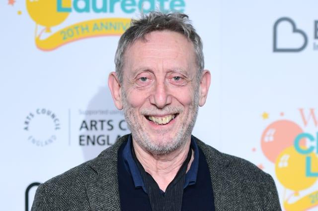 Children's author Michael Rosen 'very poorly' in hospital