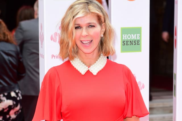 Kate Garraway celebrates son's 11th birthday as husband remains in hospital