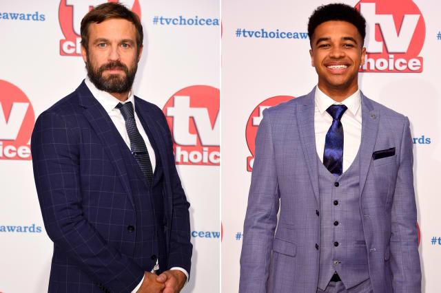 TV Choice Awards brawl
