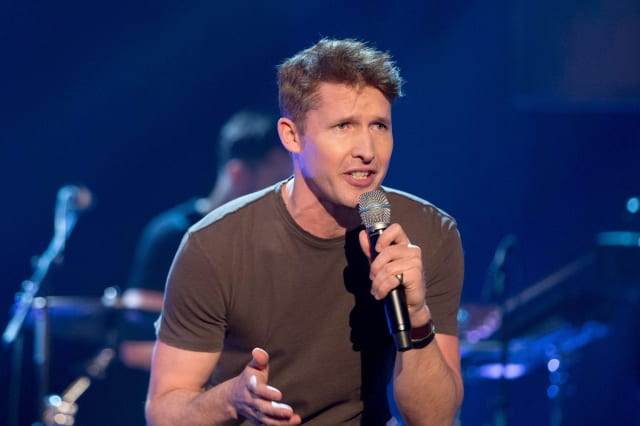 James Blunt: Posh people have feelings too