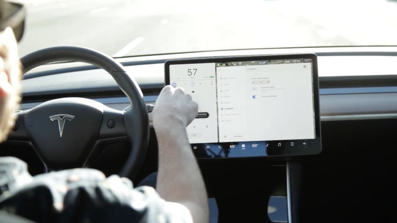 Used Look Möbel Anleitung ~ Tesla model 3 autopilot system review and issues autoblog