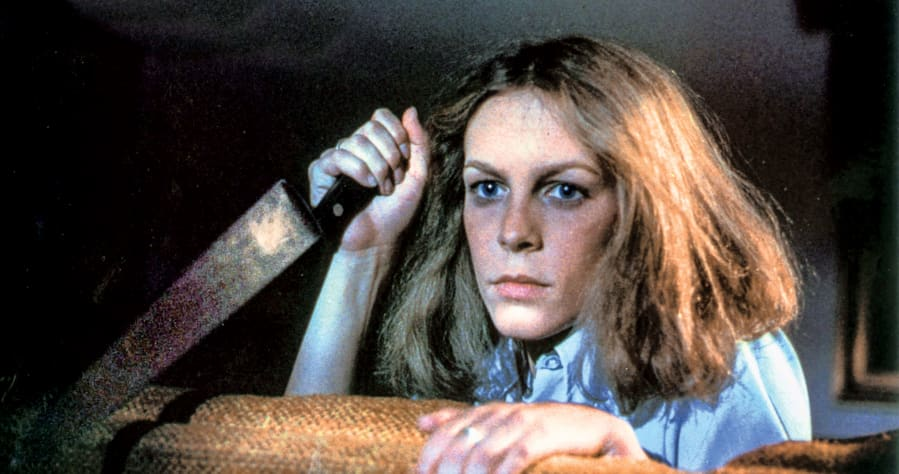 Jamie Lee Curtis Shares First Photo From Set of New 'Halloween ...