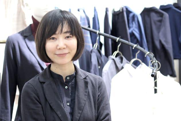 マザーハウス代表取締役、チーフデザイナーの山口絵里子さん