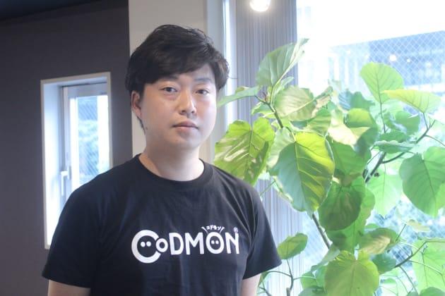 株式会社コドモンの小池義則・代表取締役社長