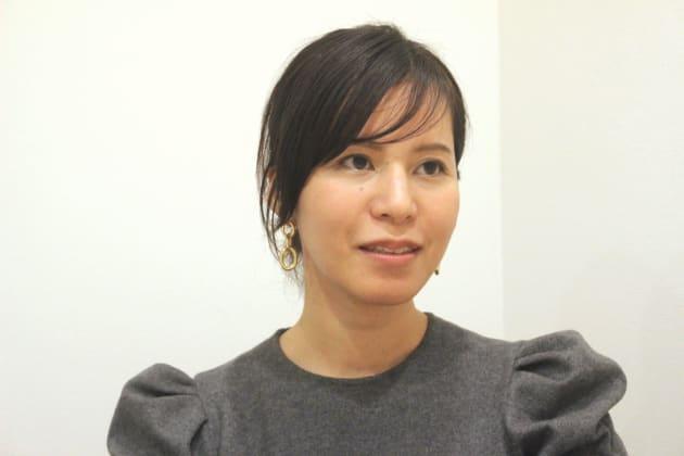MANABICIA代表の池原真佐子さん