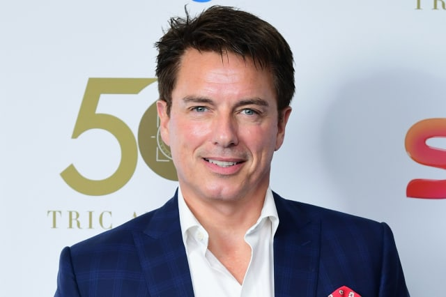 John Barrowman cancels performances due to 'severe neck injury'