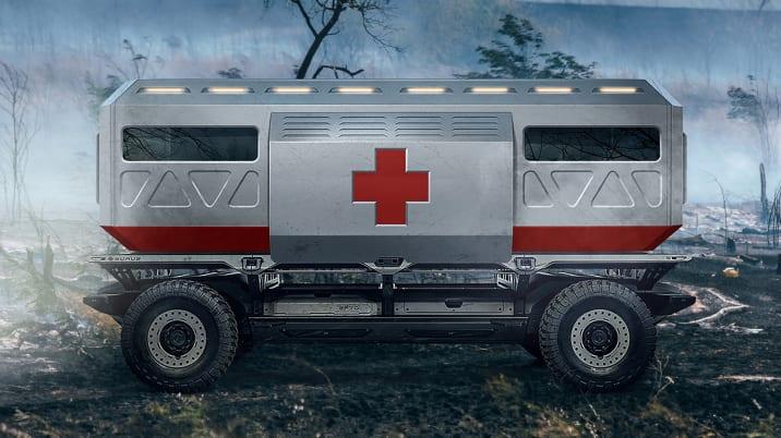 SURUS medical configuration