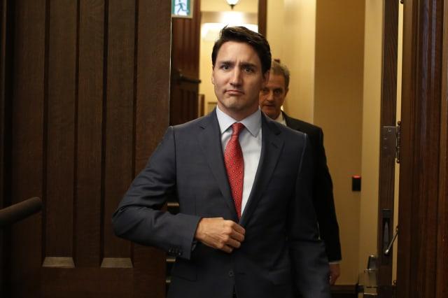 Canadian Finance Minister Bill Morneau Presents Federal Budget