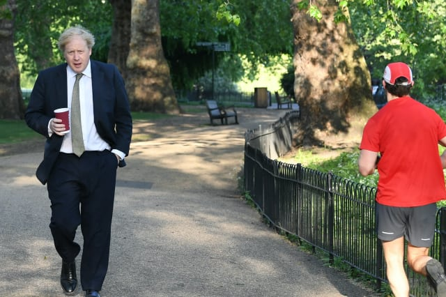 PM to face Starmer after UK Covid-19 death toll becomes highest in Europe