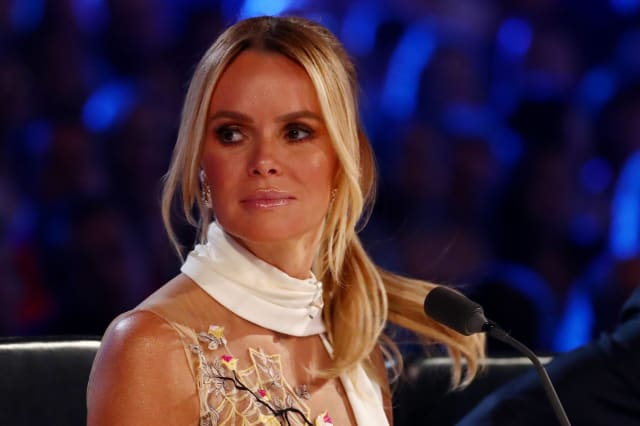 Amanda Holden Loves That People Are Talking About Her 'Tired Old Breasts' After Britain's Got Talent Complaints