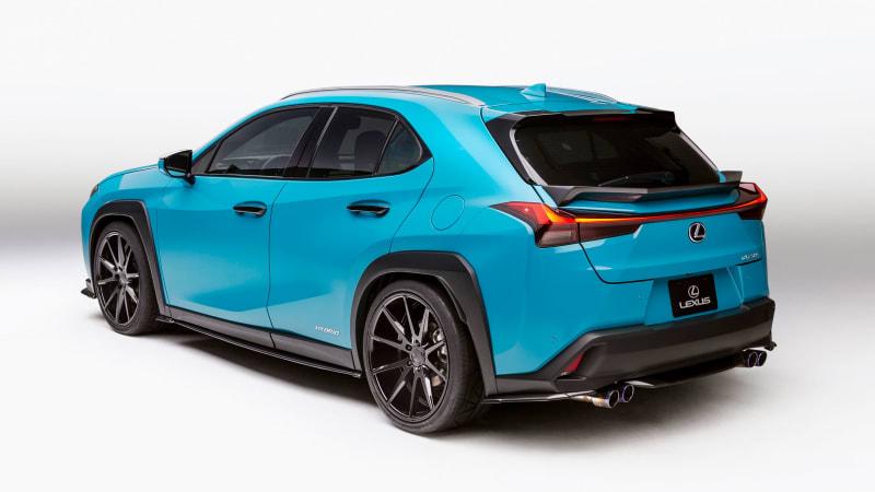 Lexus SEMA 2018