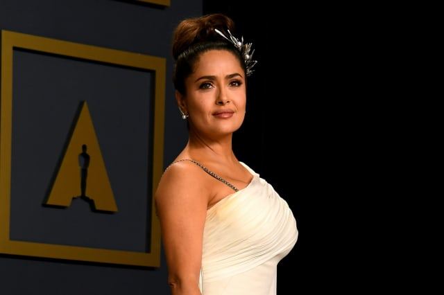 Salma Hayek features on Sunday Times Rich List with £6.6 billion fortune