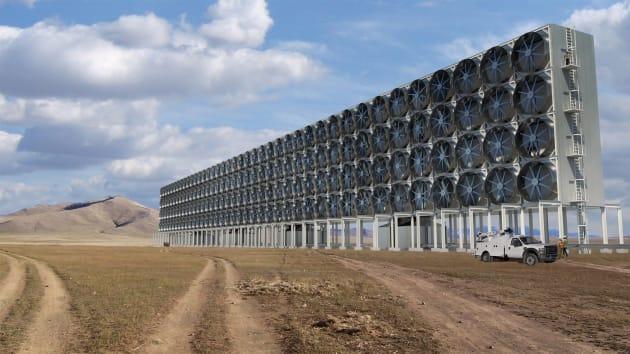 Bill Gates investit pour transformer le dioxyde de carbone en