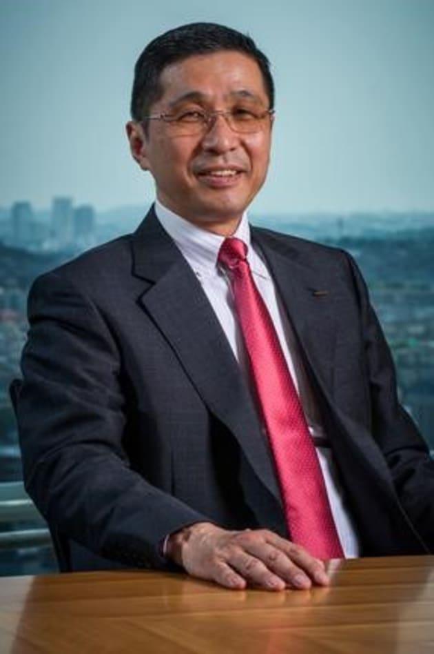 西川廣人日産自動車CEO