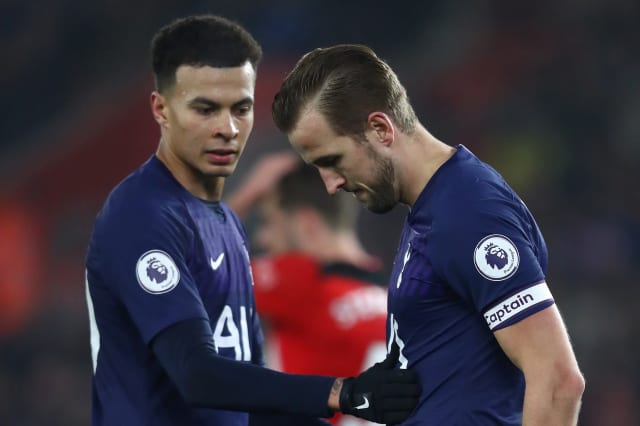 Southampton FC v Tottenham Hotspur - Premier League
