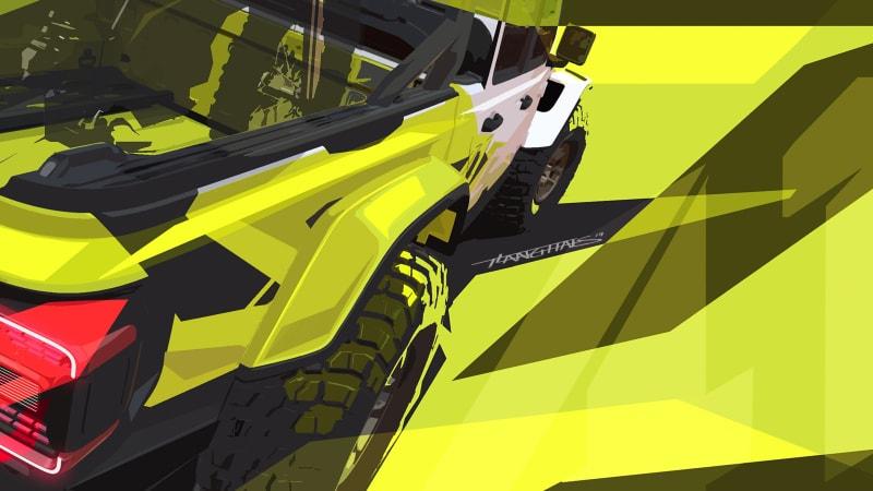 Easter Jeep Safari Concept