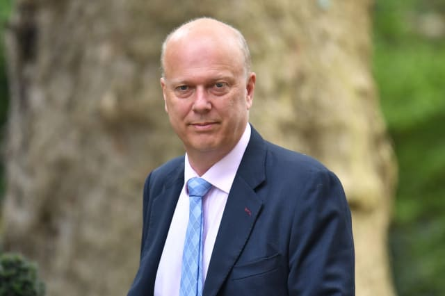 Anger as ex-minister Grayling lined up for key intelligence role