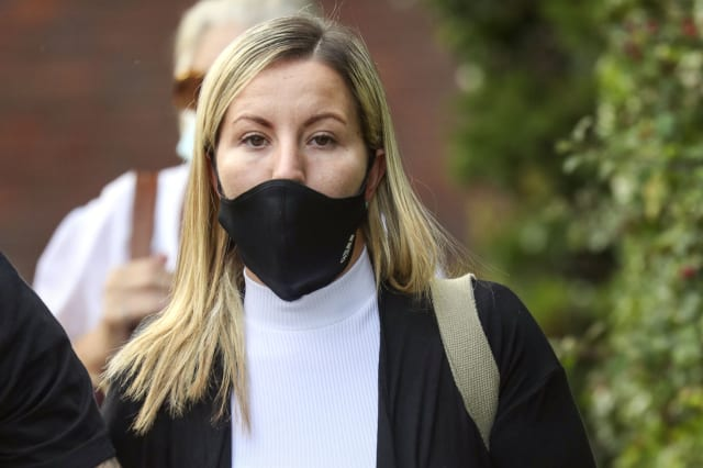 Kandice Barber court case