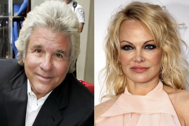People Pamela Anderson Jon Peters