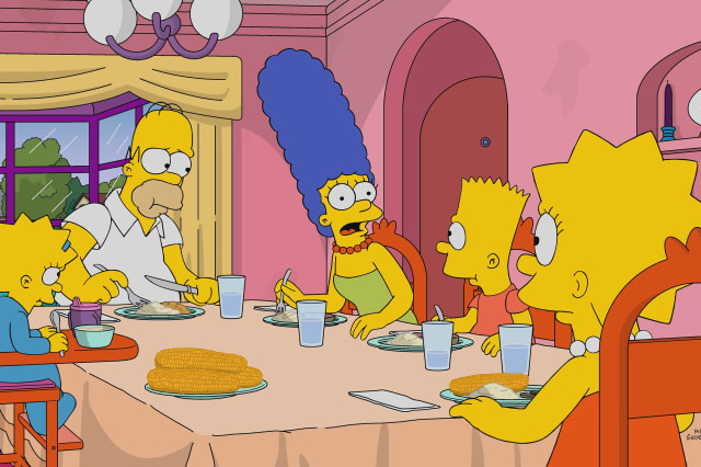 "FOX's ""The Simpsons"" - Season Twenty-Nine"
