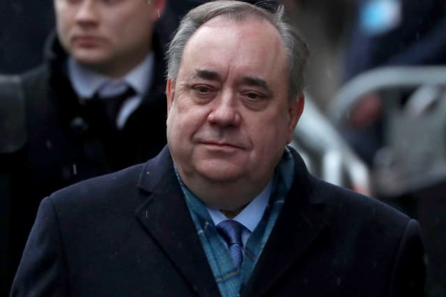 Woman felt 'hunted' by Salmond before alleged attempted rape, court told