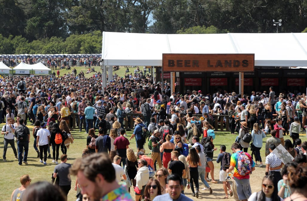 2016 Outside Lands Music And Arts Festival - Atmosphere - Day 3