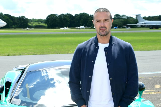 Paddy McGuinness reveals he has been banned from TikTok