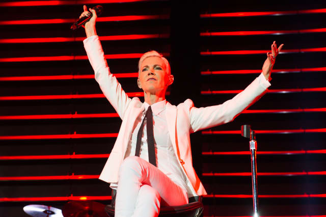 Roxette Perform At The O2 Arena