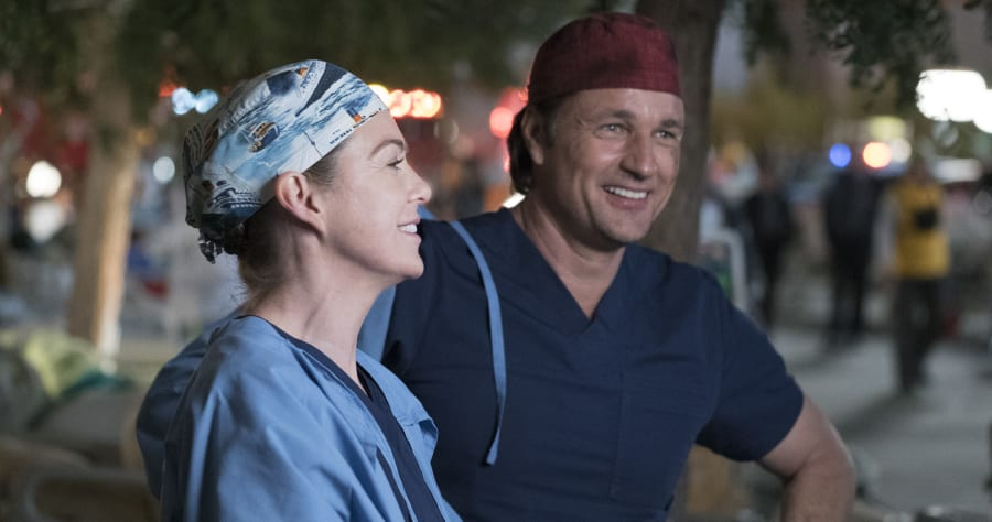 ABC's 'Grey's Anatomy' - Season Thirteen