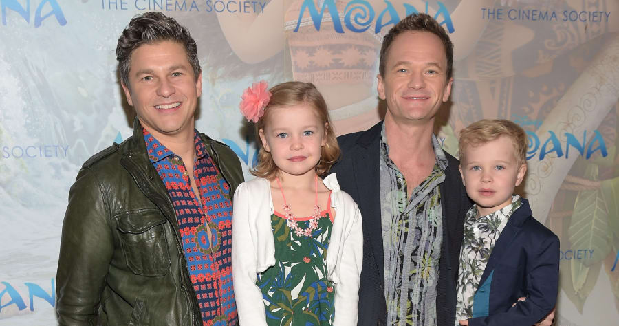 Neil Patrick Harris and His Family Had Another Perfect Group ...