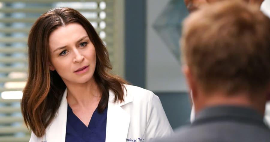 Amelia GreyS Anatomy