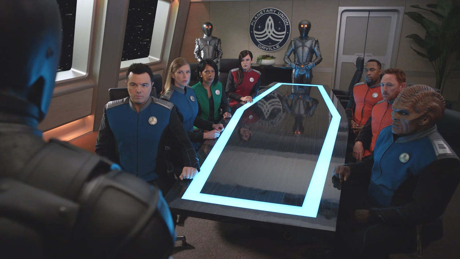 The Orville' season 3 will be a Hulu exclusive | Engadget