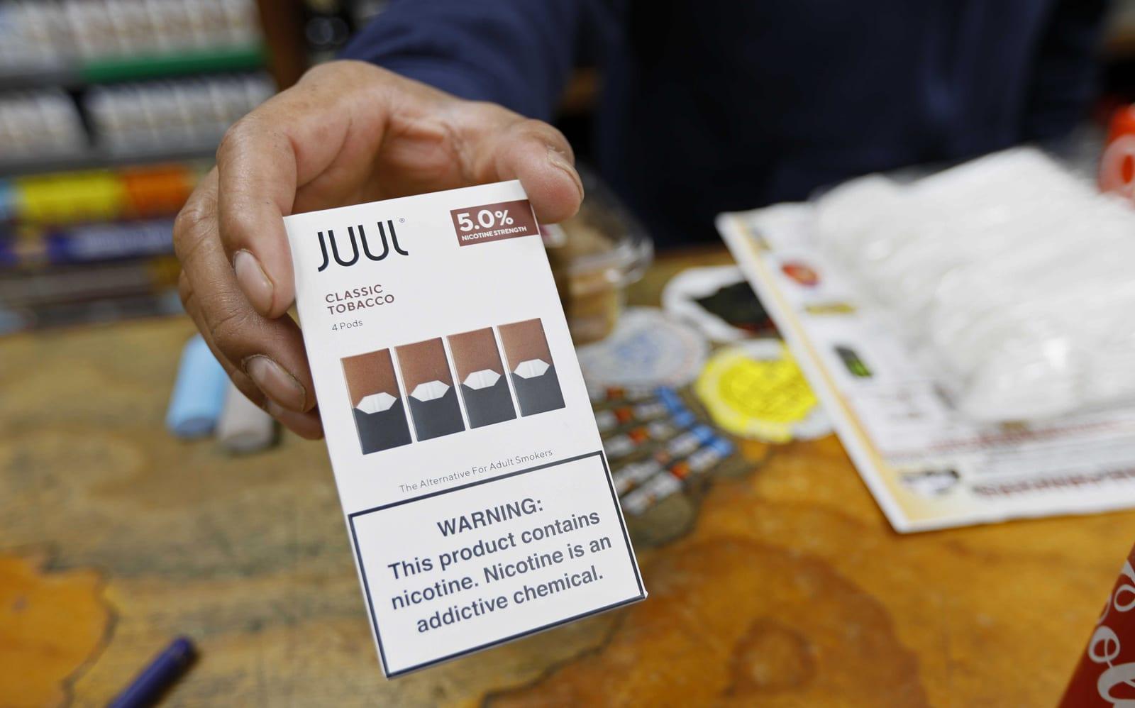 San Francisco E Cigarette Ban