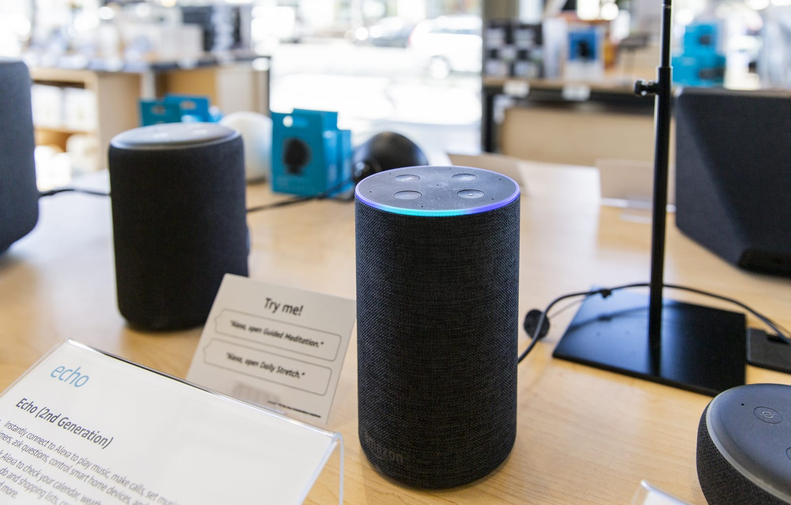 An Amazon employee might have listened to your Alexa recording