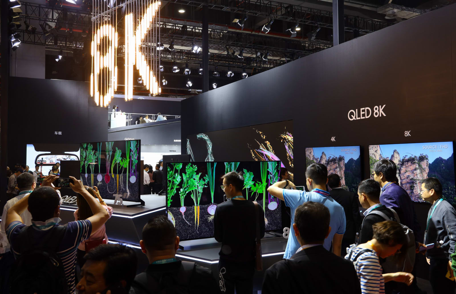 Tech industry sets official standard for 8K TVs