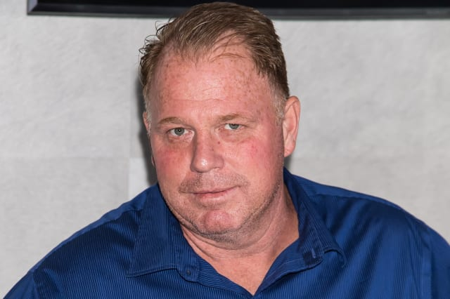 Rocco's Collision Presents Celebrity Boxing 68: Thomas Markle Jr v Nacho Press Conference