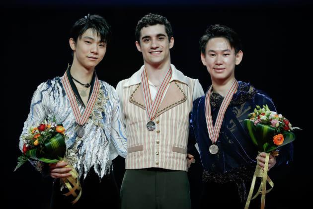 2015年の世界選手権ではフェルナンデスが金メダルを獲得。
