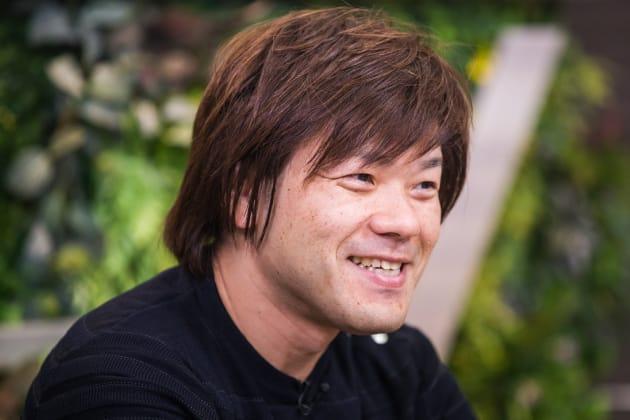 ハフポストのネット番組「ハフトーク」に出演した小説家の平野啓一郎さん