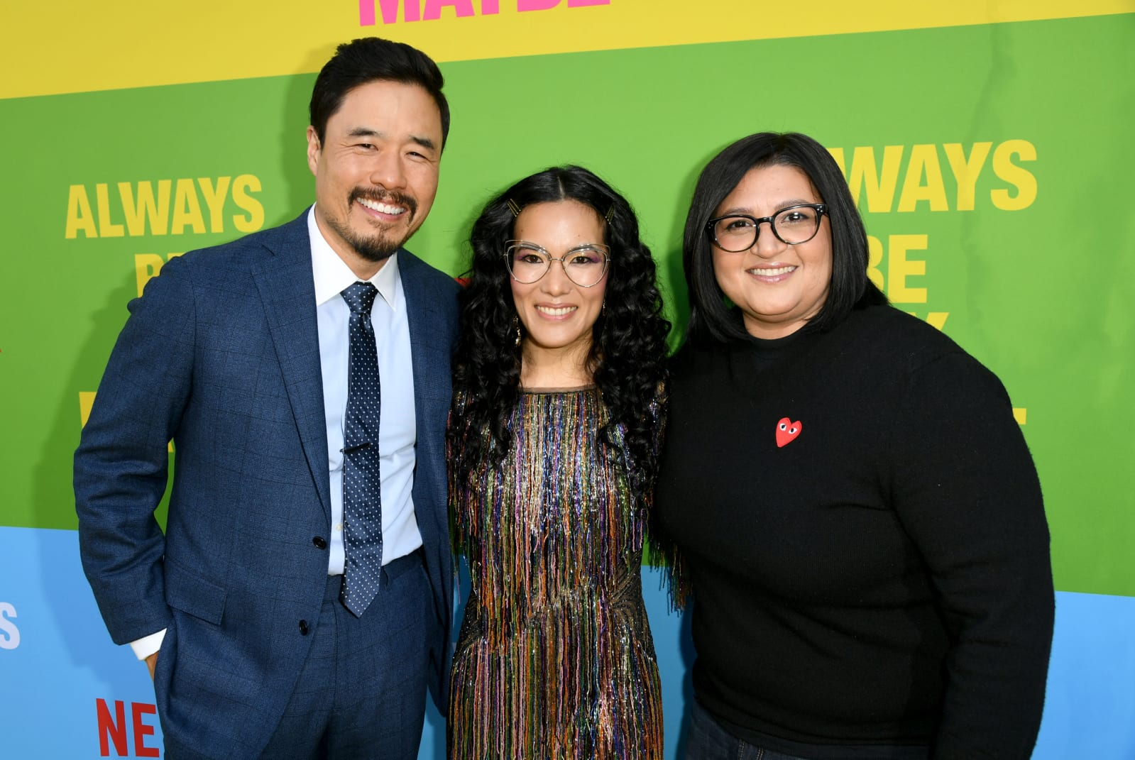 Netflix releases 'Always Be My Maybe' director's commentary podcast