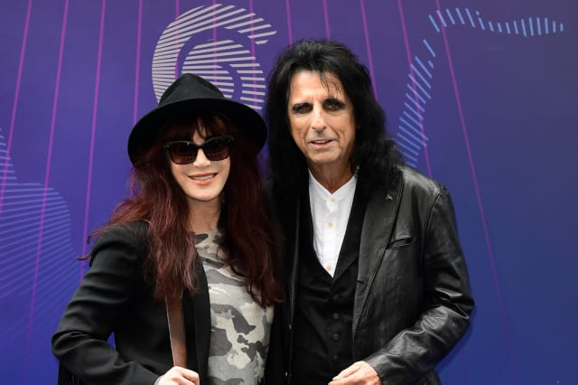 Alice Cooper on death 'pact' with wife: We couldn't live without each other