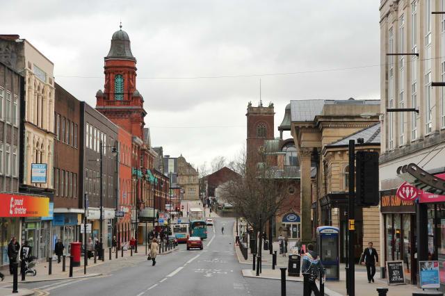 Bolton UK