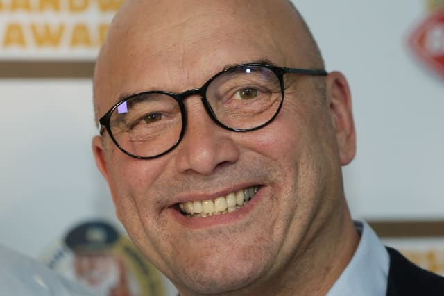 Gregg Wallace shares further update on his body transformation