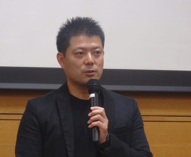 株式会社ぐるんとびー代表 菅原健介さん
