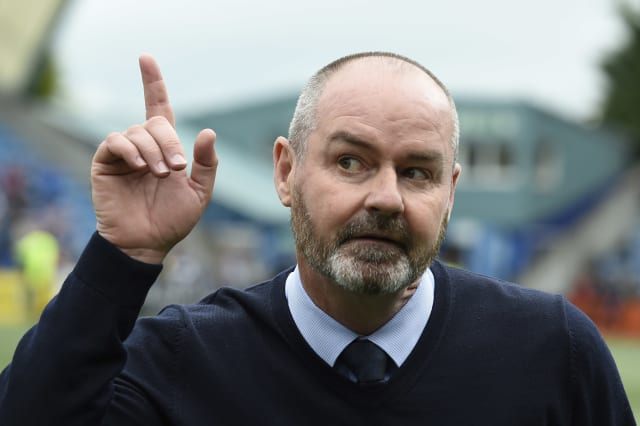 New Scotland boss Clarke sets sights on qualification for Euro 2020