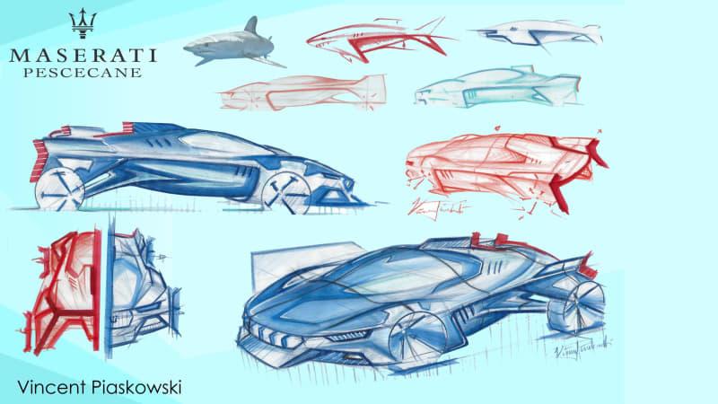 FCA Drive for Design